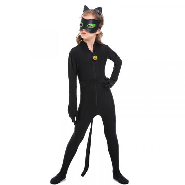 할로윈 동물 고양이 캣츠 역할놀이 코스프레 분장 옷