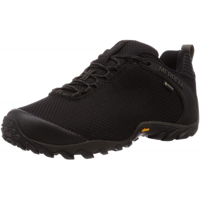 [메렐] 하이킹 신발 신발 카멜레온 8 스톰 고어 텍스 남성 Black 26 cm 2E