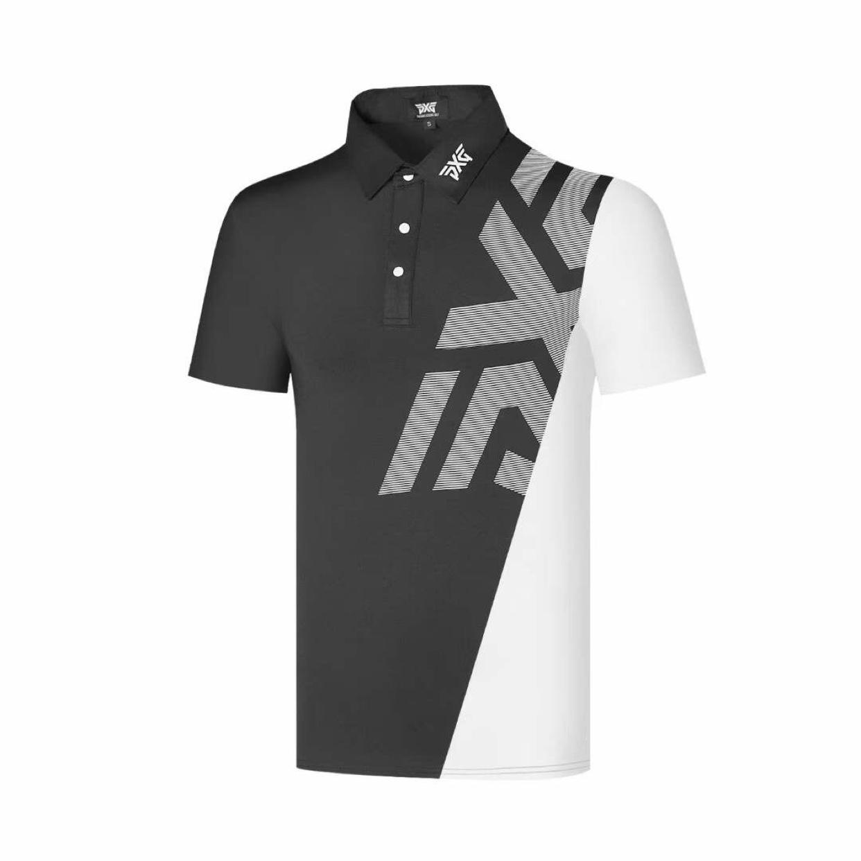 남성 골프웨어 남성 봄 여름 반팔 티 골프 남 스포츠 티셔츠 골프 티셔츠