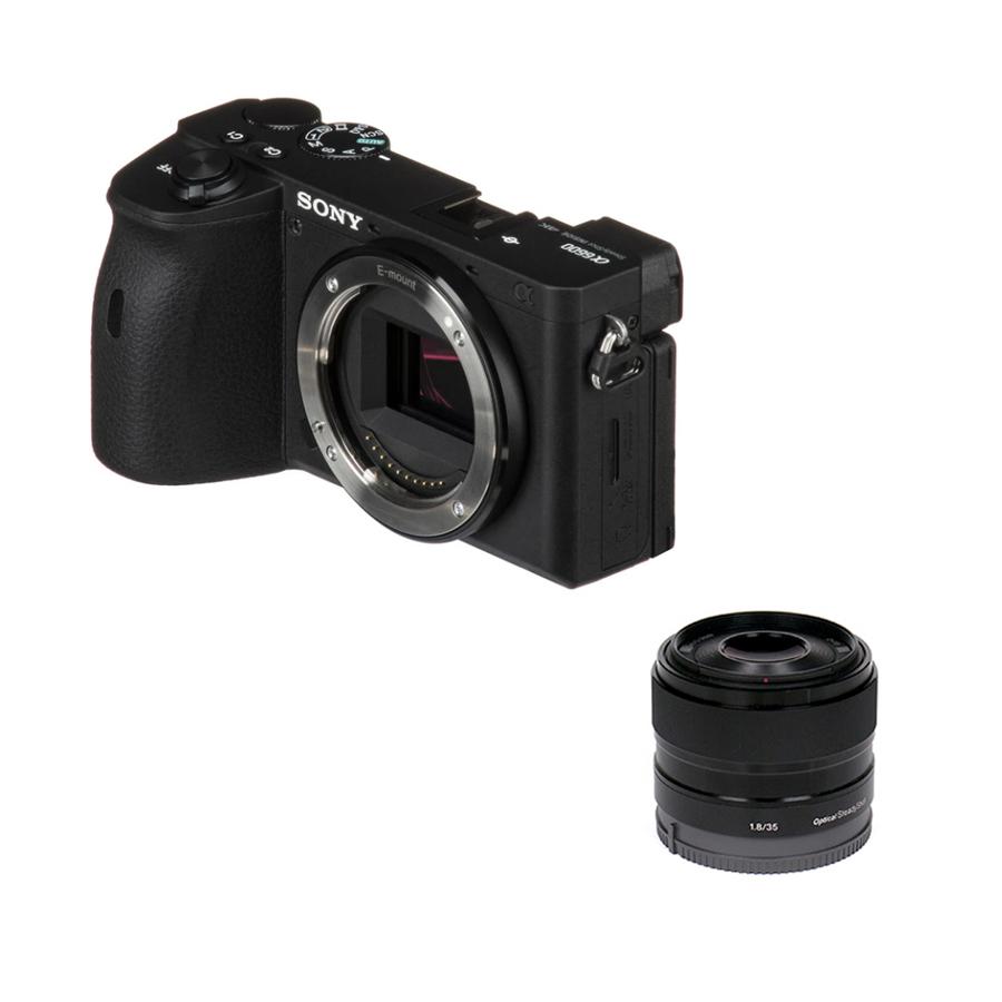 소니 A6600 미러리스카메라, 04.소니 정품 미러리스 카메라 A6600+E 35mm F1.8 / 도우리