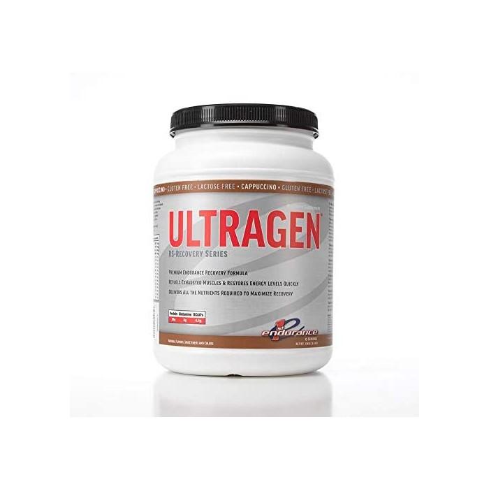 First Endurance Ultragen Recovery Drink Cappuccin