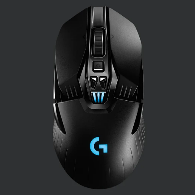 로지텍 G903 Hero 게이밍 무선 마우스, 블랙