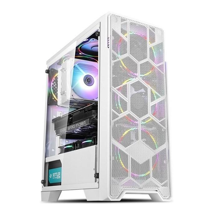2020년 최고의 가성비 컴퓨터 I7 GTX960 게이밍PC 최강자, 기본 (28504628), 선택옵션