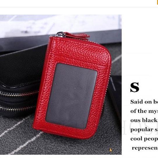 kirahosi 지갑 카드 명함지갑 인조가죽 패션 동전 웰렛 A8h3ub