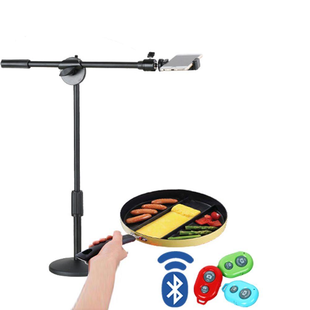 유튜브 촬영장비 스마트폰 수직촬영거치대 원형주물대 유튜브촬영장비 항공샷거치대 로우샷 M/B5C1213 + mm, 원형주물촬영거치대, 본상품선택