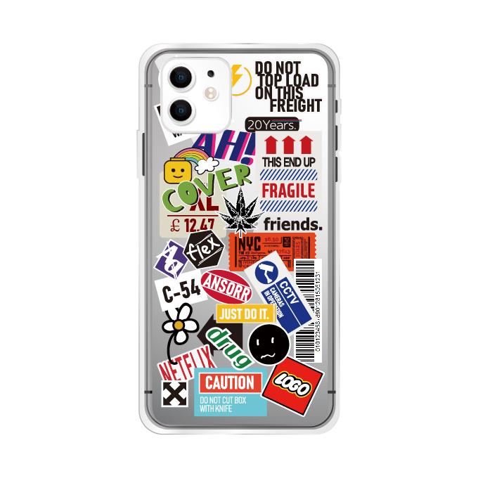커버프렌즈 커버스티커 투명 휴대폰 케이스