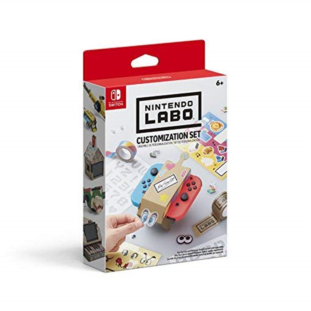 닌텐도 라보 토이 맞춤 세트 Nintendo Labo Customization Set - 닌텐도 스위치, 단일상품