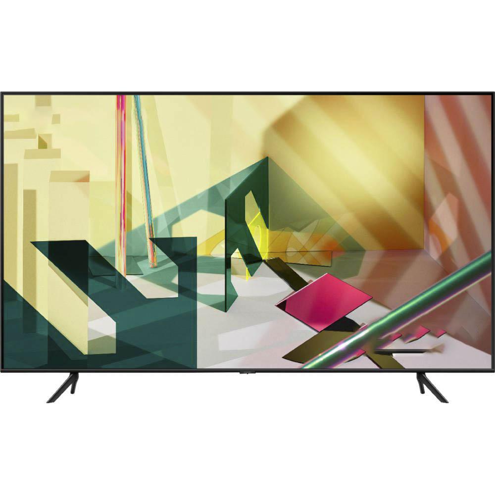 삼성전자 LED HDR 4K UHD 스마트 TV 85인치(216cm) 클래스 QN85Q70T, 스탠드