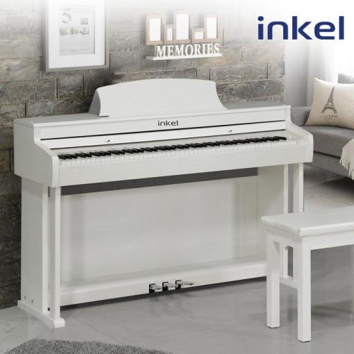 인켈 전자피아노 디지털피아노88건반IDP-920RW, 화이트(진주펄)