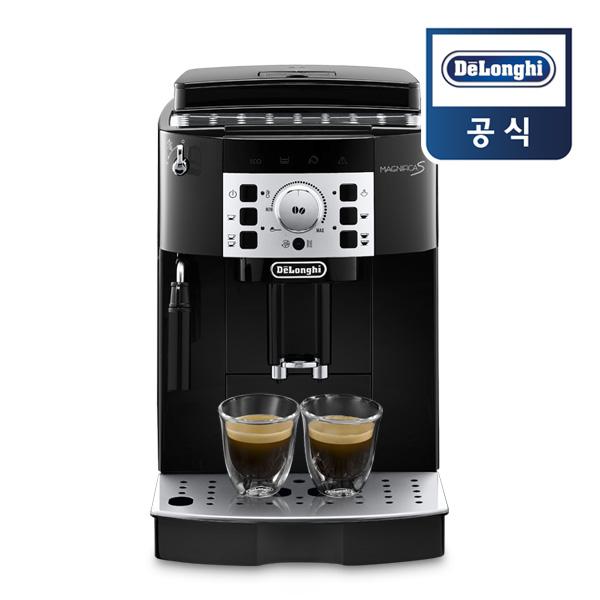 [드롱기] [공식정품] 전자동 커피머신 VIP클럽 패키지 KRECAM22.110.B, KRECAM.22.110.B