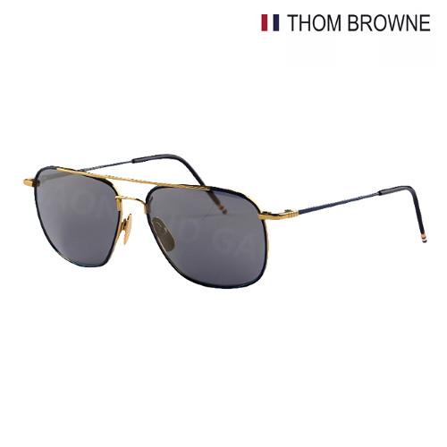 톰브라운(선글라스) [정품] 톰브라운 선글라스 TB-103-C-NVY-GLD-58