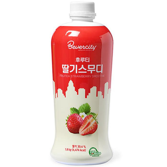 후루티 딸기 스무디 1.8kg, 단품