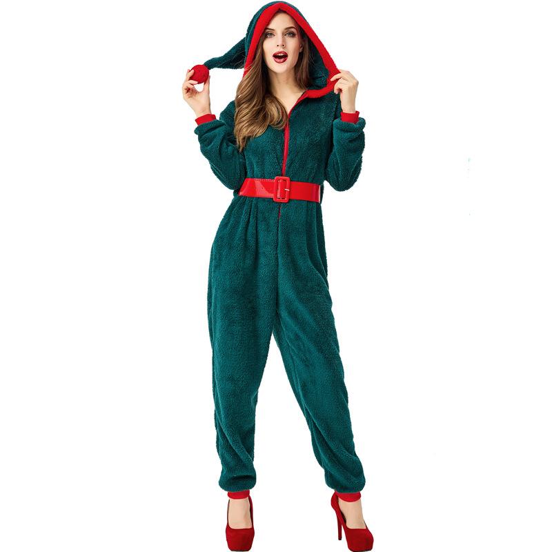 할로윈 의상8 색상 크리스마스 의상 성인 여성