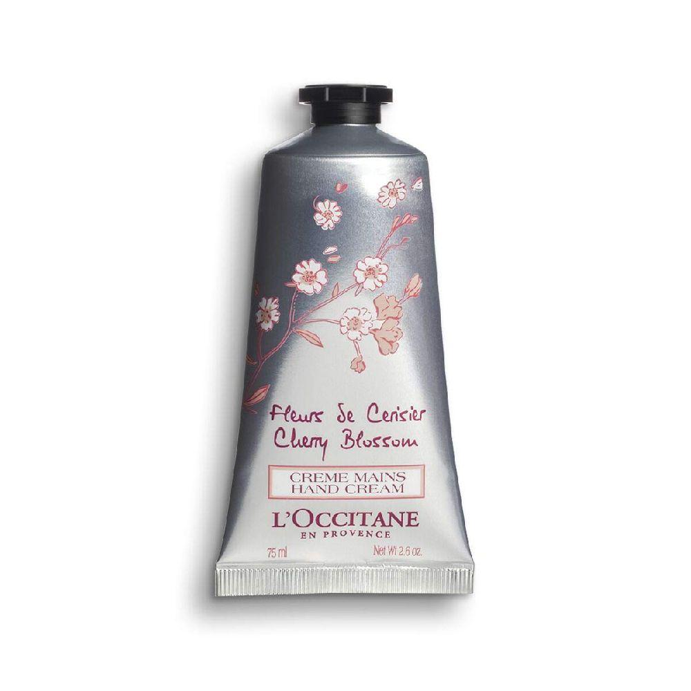 LOccitane 록시땅 딜리케이트체리 블라썸핸드 크림 75 ml 1 개, 상세페이지참조, 75ml