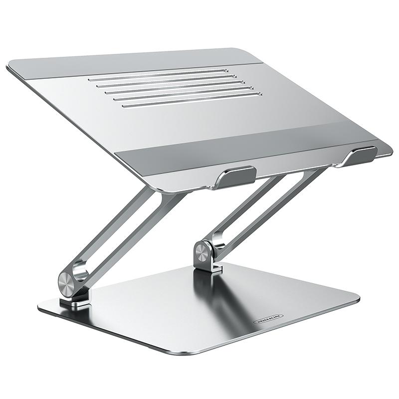 닐킨 프로데스크 알루미늄 노트북 스탠드, 실버