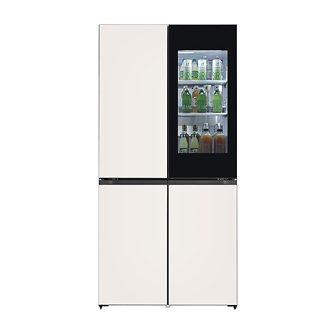 LG전자 M620GBB351 오브제컬렉션 빌트인 타입 냉장고 1등급 글라스