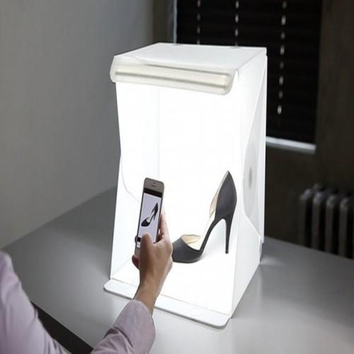 유튜브 미니 스튜디오 쇼핑몰 제품 촬영 라이트룸 LED, 단일상품