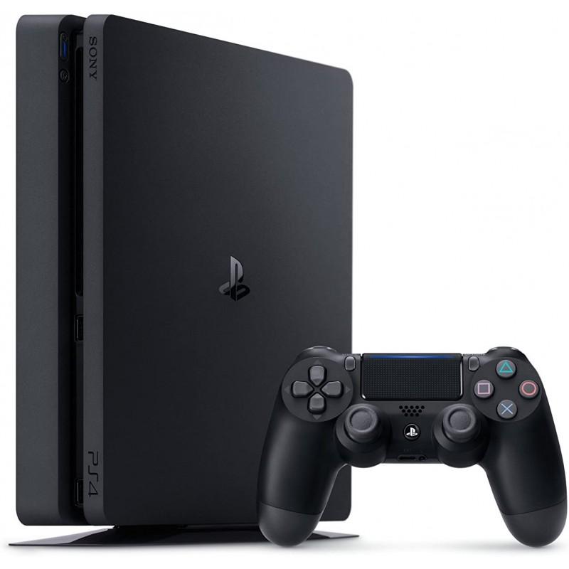 PlayStation 4 Console - 1TB Slim Edition:, 단일옵션