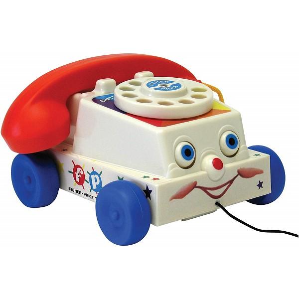 (해외) 디즈니 토이스토리 3 채터 텔레폰 전화기 피규어