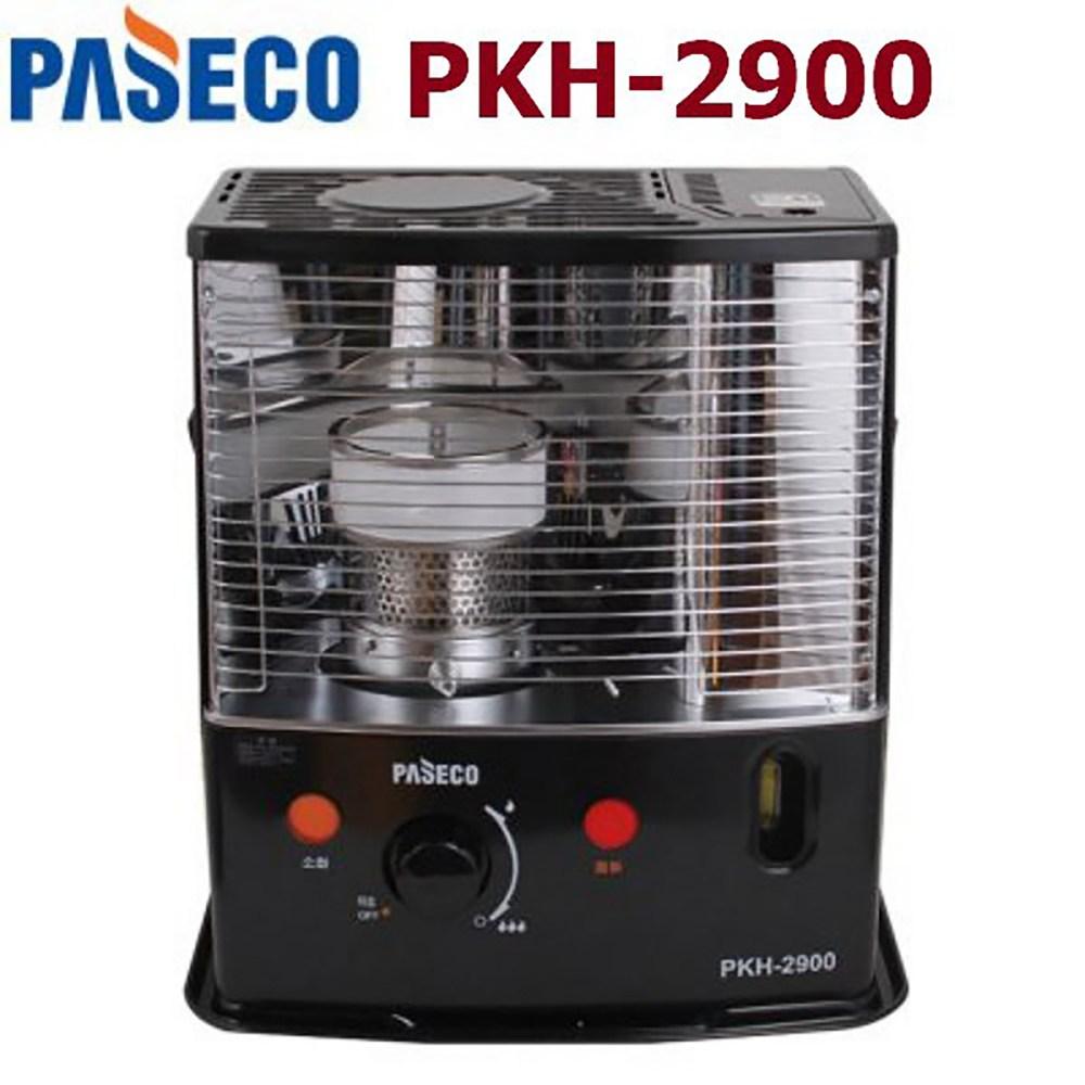 파세코 PKH-2900 사각난로 반사경난로 등유 캠핑용 야외히터, PKH-2900 반사경난로