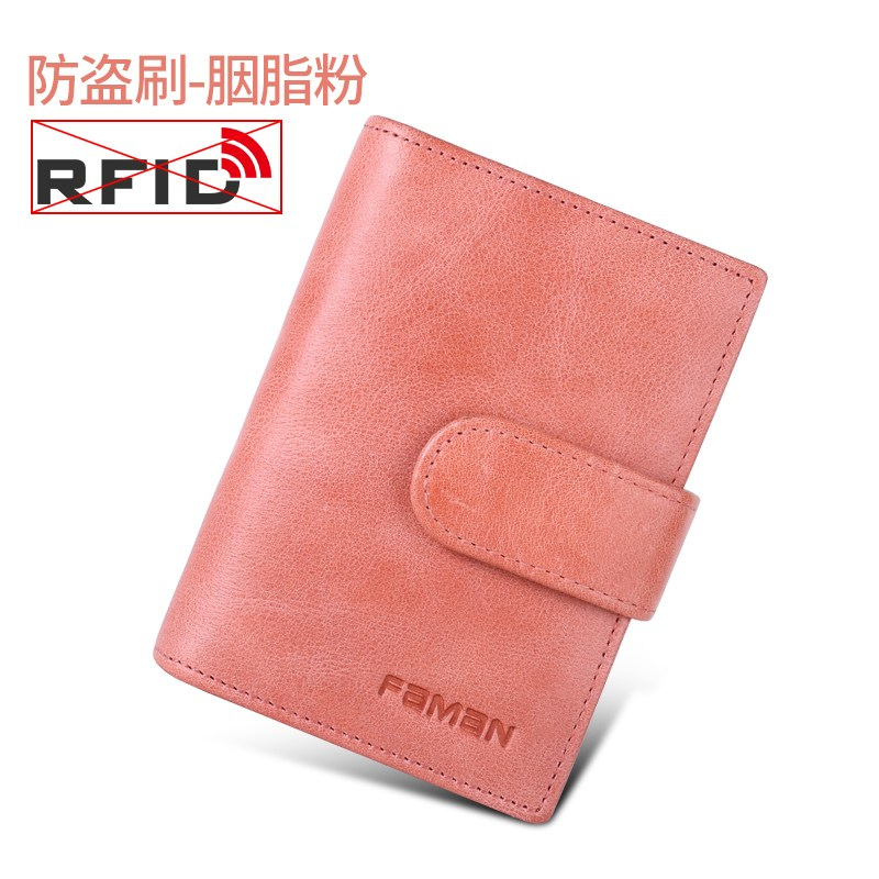 명함지갑 여성 카드지갑 국다용도 진피 수납공간많음 신용카드세트 명함꽂이 은행카드 세트