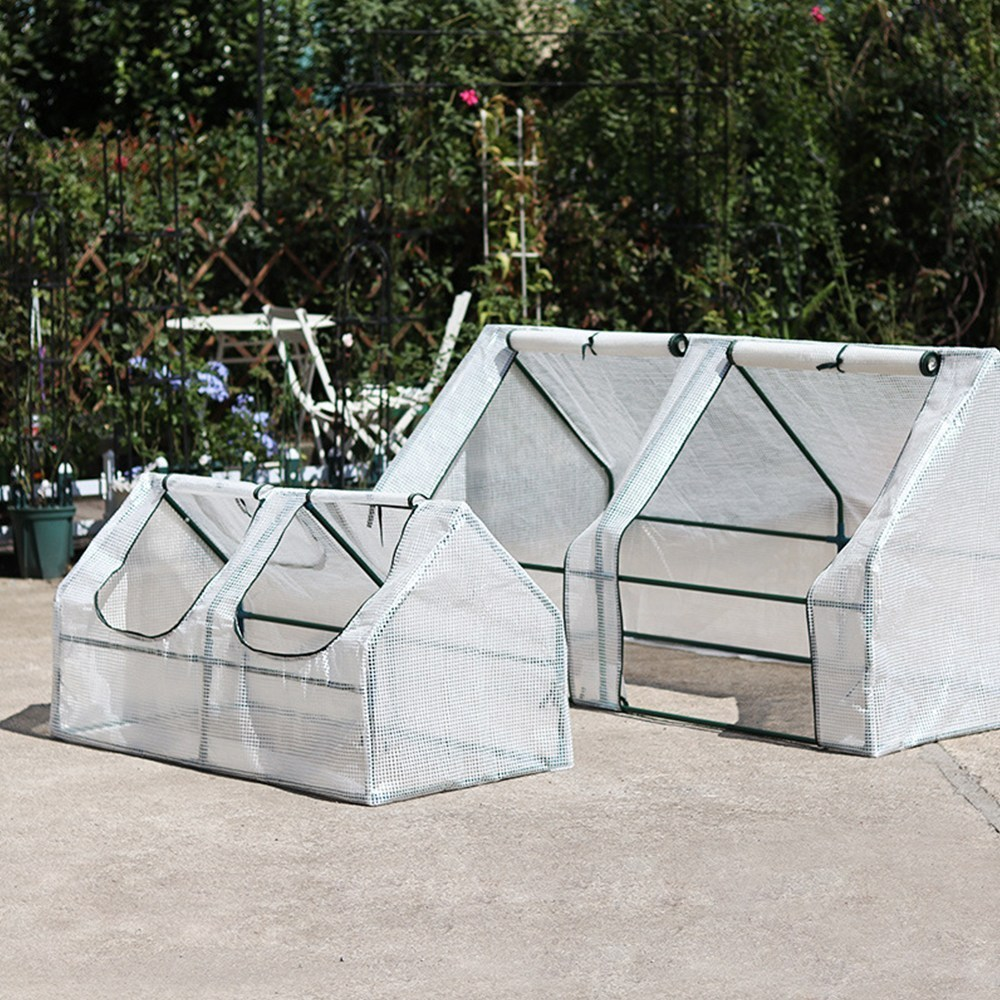 EVSOUMAC Hearts price 미니비닐하우스 만들기 조립식 비닐하우스 자재 시공 가정용식물재배기 통마늘건조기, L(180x90x90)
