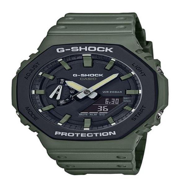 [갤러리아] 지샥 (G-SHOCK)지샥 [GA-2110SU-3ADR] 내충격구조 방수시계 라이트기능