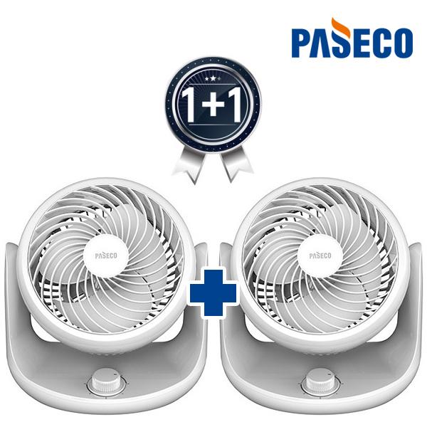 파세코 에어 써큘레이터 1+1 PCF-AP7080AW (총2개) 화이트 골프연습장개인용