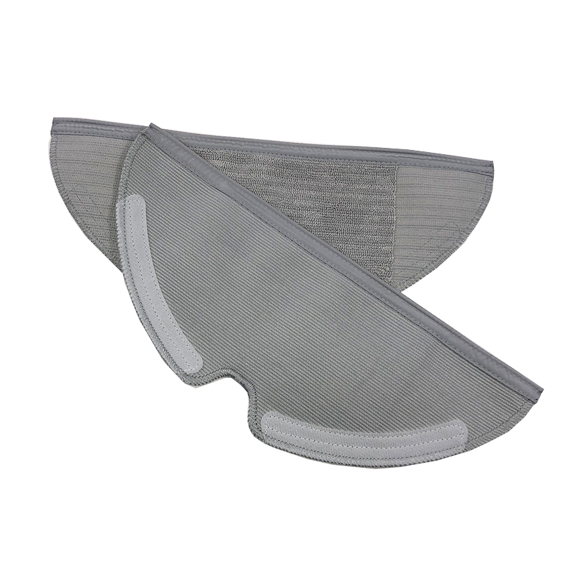 창문로봇청소기 적합사용 샤오미 미지아 물걸레청소 로봇기계 1C전자동 청소기 청소 바닥닦기 바닥청소기 부품 세트, T05-대걸레 2조각 (POP 5713775662)