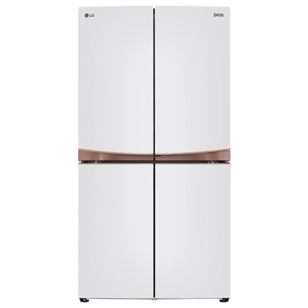 LG전자 F873TW35E 냉장고 매직스페이스 1등급 환급대상 하모니 화이트