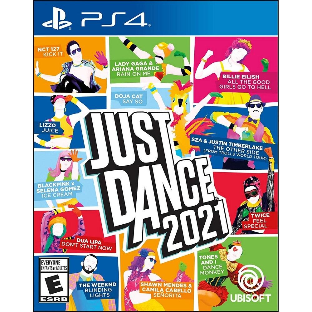 PS4 Just Dance 2021 저스트 댄스 2021, 선택1