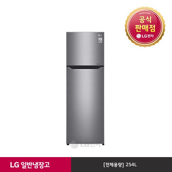 LG전자 [공식인증점][LG전자][LG]일반냉장고 B267SM, 단일상품