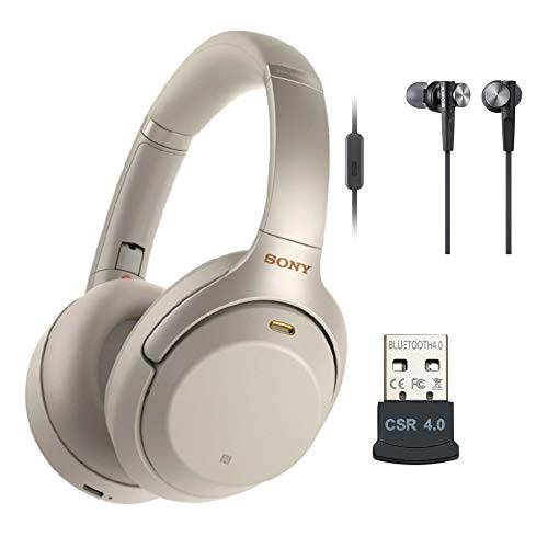 Sony WH-1000XM3 Wireless Noise-Canceling Over-Ear Headphones/9528022