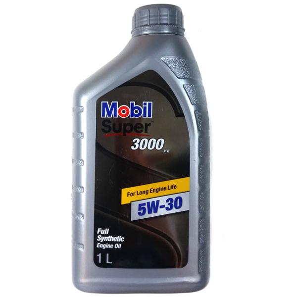 모빌원 슈퍼 3000 XE 5w30 946ml 엔진오일 가솔린 디젤 DPF 겸용, 슈퍼3000 XE 5W30 946ml