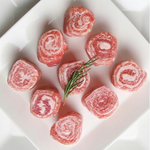 푸드장 [이베리코]삼겹(꽃삼겹)400g, 단품없음
