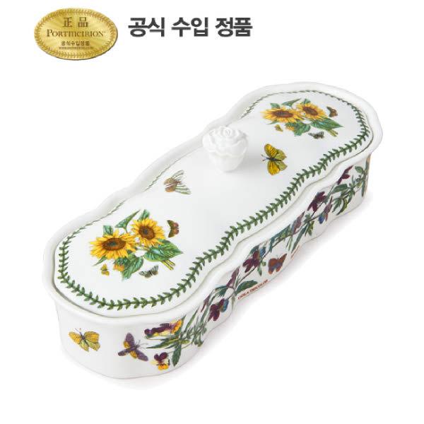 [현대백화점][포트메리온]수저통(장미)(BG), 썬플라워, 없음