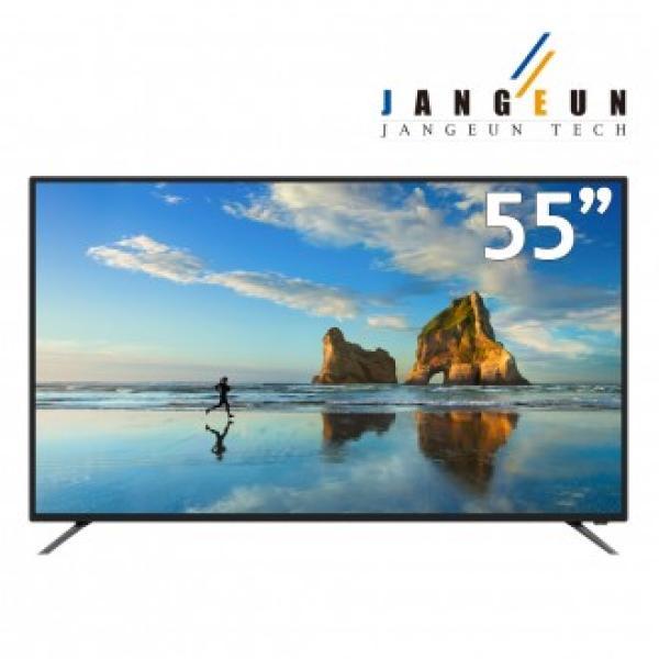 ZQX653706JET550UHD UHDTV [장은테크] 55인치(139cm)