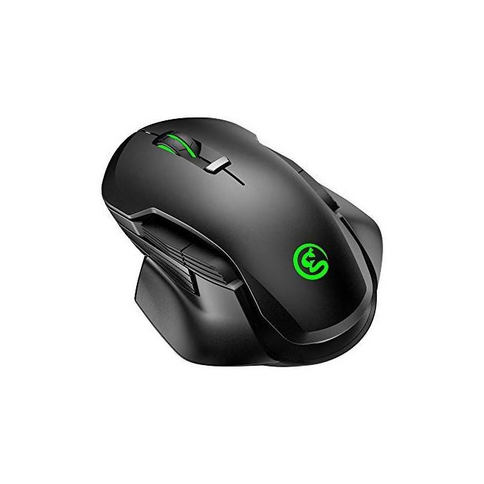게이밍마우스 GameSir Wireless Gaming Mouse Rechar, one, one