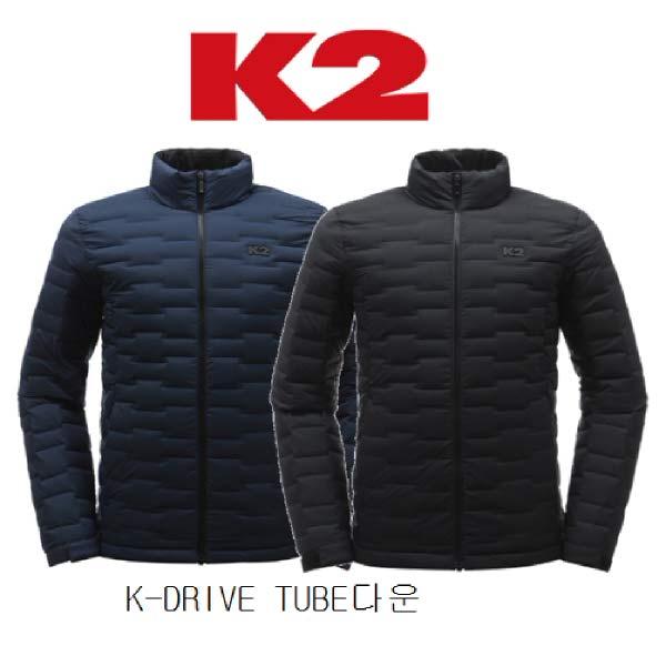 [현대백화점][K2]남성K-DRIVE TUBE 슬림다운자켓[KMU19535]