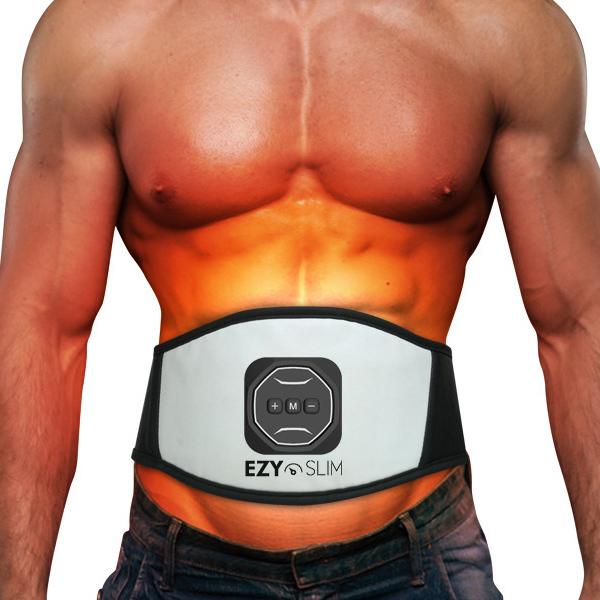 이지슬림 복근운동기구 풀세트 EMS 트레이닝 저주파운동 뱃살 하루15분 몸매관리
