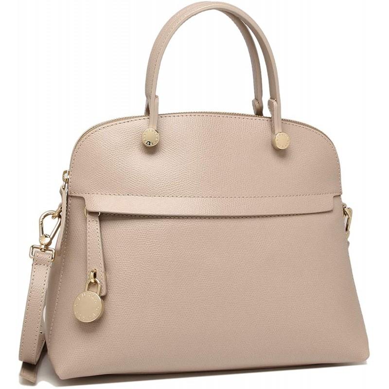 [훌라] 가방 FURLA BFK9 ARE PIPER M DOME 파이퍼 여성 핸드백 숄더백 무지 [병행 수입품] ((8) DALIA (1