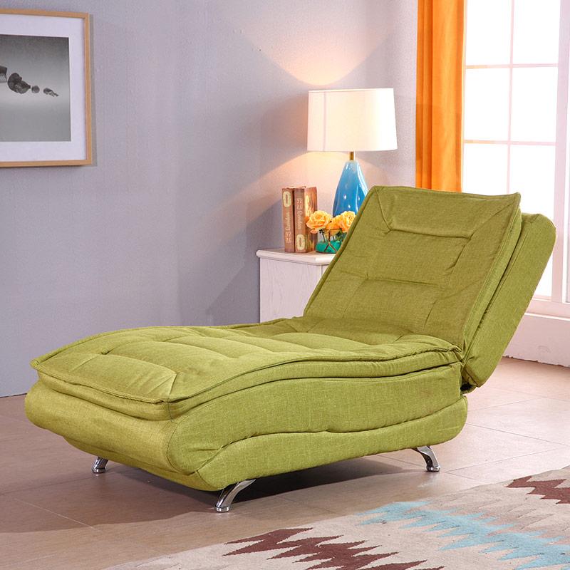 다기능 의자 1인용 소파베드 멀티형 폴딩 소파배드 쇼파침대 소파침대, 그린