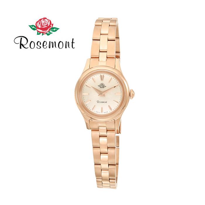 RS#49-05CR-MT 로즈몽 정품 백화점A/S 가능 여성시계
