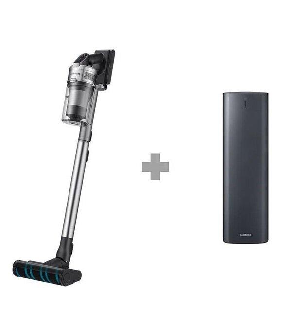 [삼성] 제트 200W 무선 청소기+청정스테이션 VS20R9078S3CS, 단일상품, 단일상품