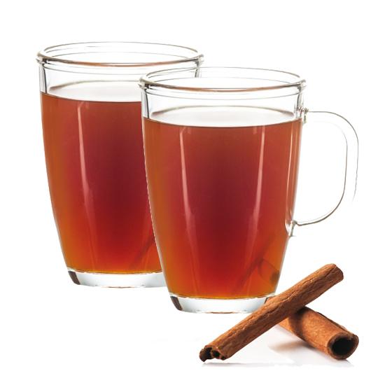 락앤락 오븐글라스 커피 주스 머그 2P, 1개, LLG022S2 480ml 2P
