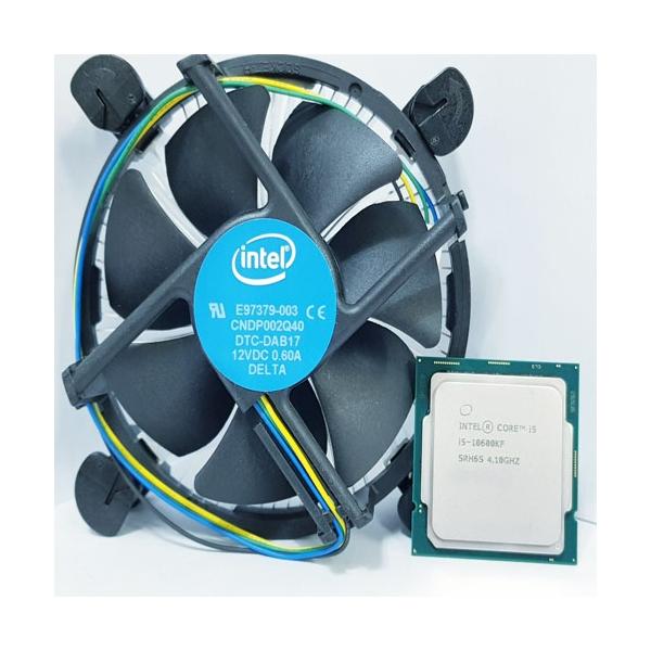 인텔 코어i5-10세대 10600KF 코멧레이크S 벌크+쿨러, 단일상품