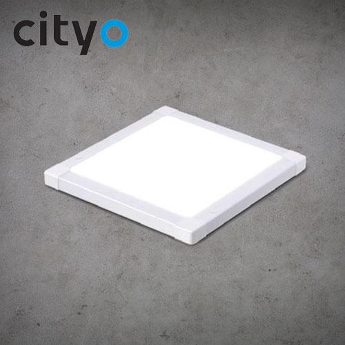 국내산 LED엣지 도광판 320X320 15W 초슬림 면조명 KS 삼성칩 씨티