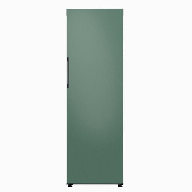 삼성전자 RR39T7685AP 비스포크 냉장고 1도어 1등급 메탈쿨링 모든 색상, 코타 펀그린, 연결안함