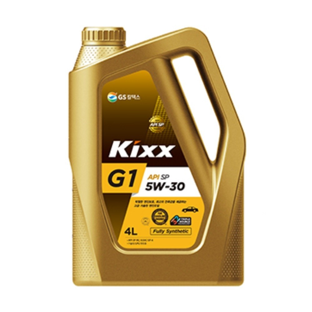 KIXX Kixx G1 SP 5W-30 4L, 1통