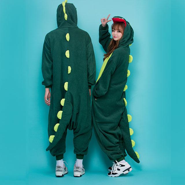 반티콜 동물잠옷 공룡잠옷용가리
